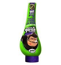 [MOCO DE GORILA] GORILLA SNOT GEL GALAN HAIR GREEN SQUIZZ EXTRA SHINE 11.9OZ