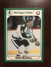 1990 Michigan State Spartans Collegiate Collection 200 #147 - Dan McFall