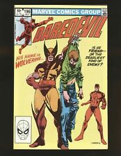 Daredevil # 196 - Wolverine appearance Nm- Cond.