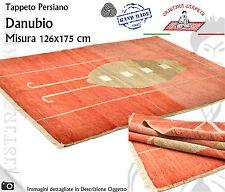 Tappeto Persiano Moderno Annodato a mano DANUBIO Misura 126x175 cm 100% Lana