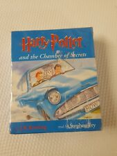 Harry Potter And The Chamber Of Secrets J K ROWLING 6 Audio Cassettes (sealed)
