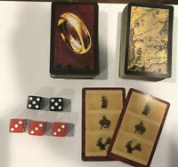 Risk Lord of the Rings Trilogy Edition Game Replacement Cards Dice Parts Pieces