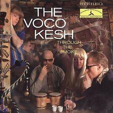 Through the Smoke by Vocokesh (CD, Aug-2005, Strange Attractors) BRAND NEW