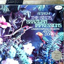 RESPIGHI / DORATI - THE BIRDS - MERCURY - HOLLAND LP - REISSUE - TAS