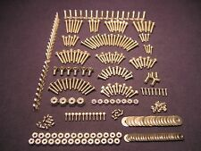 RC8.2e Stainless Steel Hex Head Screw Kit 250+ pcs Team Associated 1/8 Racing