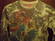 Woman's American Twist Los Angeles Long Sleeve T Shirt size Small