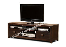 Wood Furniture - Handmade Wooden TV cabinet / TV unit (M.Walnut) !!