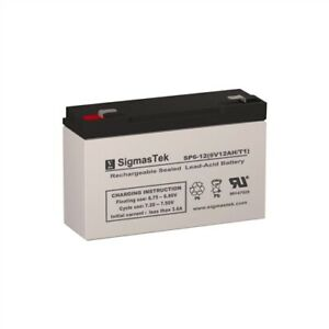 Interstate SLA0959 Battery Replacement, Also Fits SLA0947, SLA0953, SLA0954