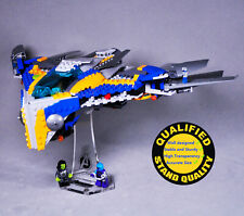 Display Stand for Lego 76021 The Milano Spaceship Rescue Superheroes(stand only)