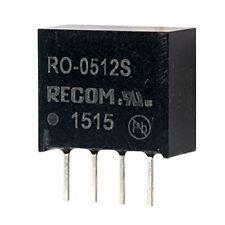 Recom RO-0512S 1W une sortie convertisseur