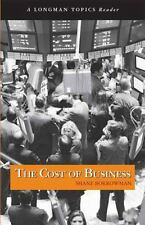 Cost of Business, The (A Longman Topics Reader)-ExLibrary