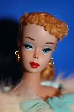 Vintage Barbie Ponytail # 4 Air Brushed Face-Rare