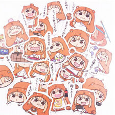 24pcs/set Himouto! Umaru-chan Suitcase Stickers Phone Stickers Decal Cute