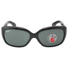 Ray Ban Jackie Ohh Polarized Green Classic G-15 Ladies Sunglasses RB4101 601/58