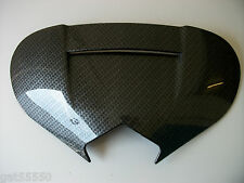 New Carbon Headlight Motorcycle Streetfighter Alien Fairing Shield Cowling