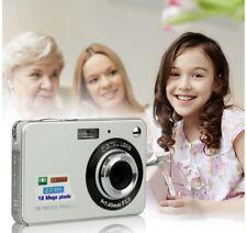 HD Mini Digital Cameras for Kids Teens Beginners,Point and Shoot Digital Video