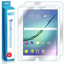 2x iLLumi AquaShield Front Screen + Back Protector Samsung Galaxy Tab S2 9.7