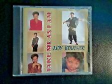Judy Boucher - Take Me As I Am CD * NEW SEALED!