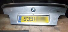 GENUINE BMW 3 SERIES M3 E36 BOOTLID TRUNK LID