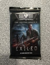 EVE the Second Genesis booster x1 (CCG) -15 Cards -New -Fast Despatch