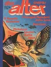 rivista ALTER ALTER LINUS - Anno 1982 numero 5