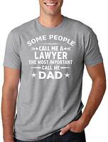 Lawyer T-shirt gift for lawyer Father Dad Father's Day Gift attorney lawyer tee