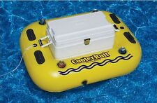 Cooler Raft Heavy Duty Inflatable Pool River Float Fishing Swimline 17075st