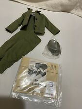 Gi Joe Hasbro Masterpiece Action Soldier Uniform with new sealed manual and cap