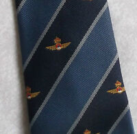 Vintage REGIMENTAL Tie Mens Necktie Club Association CROWN