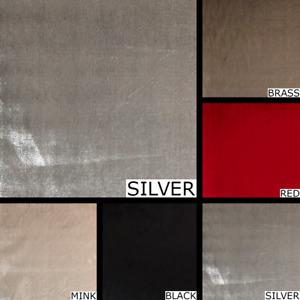 Premium Plain Velvet Fabric Smooth Upholstery Cushion Curtain Crafting Draping