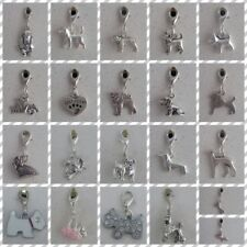 ❤ Dog Themed ~ CLIP ON CHARMS ❤