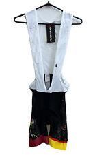 NWT Louis Garneau Padded Cycling Bib Shorts Mens Size XXXL 3XL Branded