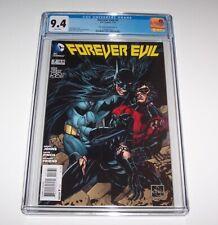 Forever Evil (New 52) #7 - CGC NM 9.4 - Van Sciver cover variant - DC Modern Age