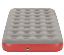 Coleman QuickBed Single High Airbed Twin - Gray/Red