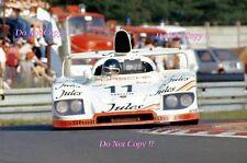 Jacky Ickx & Derek Bell Porsche 936 Winner Le Mans 1981 Photograph 3