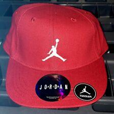 Nike Air Jordan Toddler Boys Baseball Hat Cap Jumpman Snapback