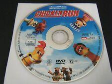 Chicken Run (Dvd, 2000, Widescreen) - Disc Only!