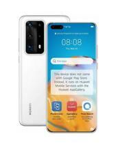 Huawei P40 Pro 5G Dual Sim 8/256GB -White-EUROPA [NO-BRAND]GARANZIA 12 MESI