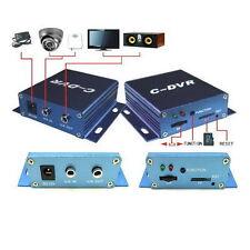 C-DVR Video/Audio Motion Detection Mini TF Card Recorder For IP Camera EA