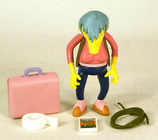 Playmates The Simpsons WOS Ms. Botz Loose Complete
