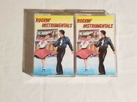 Rockin' Instrumentals Cassette Tape One and Tape Two 1998, Universal Music