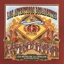 Los Reyes de la Cancion by Los Auténticos Decadentes (CD, Jun-2002, Ariola...
