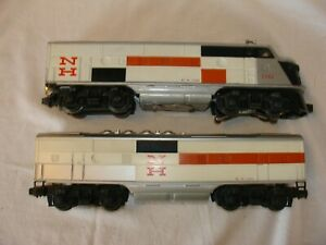 Lionel 2242 New Haven F3 AB units