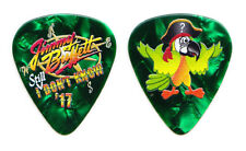 Jimmy Buffett Parrot Green Pearl Guitar Pick - 2017 I Still Don't Know Tour
