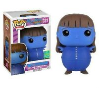 Violet Beauregarde SDCC Funko Pop Vinyl New in Mint Box + Protector
