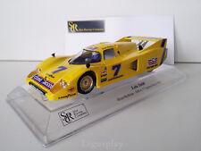 """Slot car SCX Scalextric SRC 01703 Lola T600 """"IMSA 1º Laguna Seca 1981"""" B.Redman"""