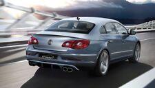 Irmscher Heckdiffusor Heckschürzeneinsatz Ansatz Duplex für VW Passat CC