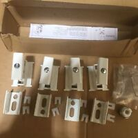 column radiator wall mounting brackets acova other with bleeding valve set of 4
