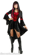 EMPRESS VAMPIRE ADULT HALLOWEEN COSTUME WOMEN'S SIZE SMALL 5-7