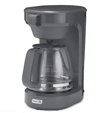 DASH 12-cup Express Coffee Maker Aqua